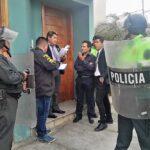 Nuevo Chimbote: Solicitan impedimento de salida para alcalde