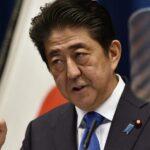 Abe afrontará reelección como líder de su partido el 20 de septiembre
