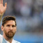 Barros Schelotto: A Leo Messi hay que dejarlo tranquilo y que decida lo que quiera