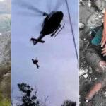 Italia: Crecida sorpresiva de río inunda parque nacional y deja diez excursionistas muertos (VIDEO)