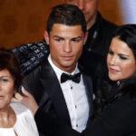 Madre de Cristiano Ronaldo declaró la guerra a la novia de su hijo Georgina Rodríguez (VIDEO)