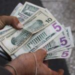 Tipo de cambio del dólar frente al sol abre sesión a la baja: S/ 3.385
