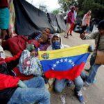 Un millón de venezolanos habría ingresado al Ecuador, estima ministro