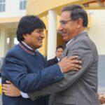 Vizcarra recibió permiso del Congreso para viajar a Bolivia