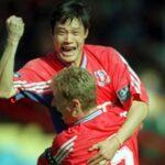 A leyenda del fútbol chino sancionan con un año por insultar al árbitro