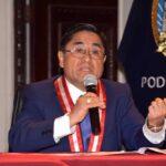Audio confirma modo de contrataciones en Corte del Callao