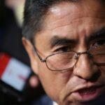 Comisión Permanente verá este jueves informe contra César Hinostroza