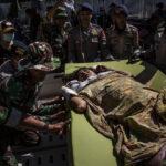Indonesia: Cifra de muertos por terremoto de 7 grados aumentó bruscamente de 131 a 347 (VIDEO)