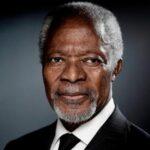 Perú expresó condolencias por muerte de Kofi Annan, a quien condecoró el 2003