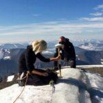 Europa: Ola de calor hace que pico más alto de Suecia deje de serlo