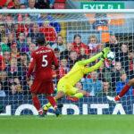 Premier League: Liverpool con gol de Salah se impone 1-0 al Brighton