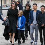 Brad Pitt hace regresar a Angelina Jolie a EEUU por custodia de sus hijos