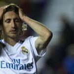 Luka Modric quiere irse al Inter, según La Gazzetta dello Sport