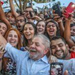 Lula llega a 37.3% de intención de voto aún en la cárcel, según sondeo