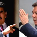 Venezuela: Presidente Maduro anuncia que presentará pruebas del atentado contraSantos (VIDEO)