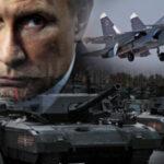 Rusia anuncia las mayores maniobras militares con 300 mil soldados y mas de mil aviones