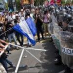 Nicaragua: Al menos 545 muertos y 4.533 heridos deja crisis, según ONG