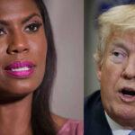 """Omarosa difunde audio donde entorno de Trump le ofrece dinero """"para que hable bien"""" (VIDEO)"""