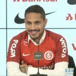 Inter de Porto Alegre: Paolo Guerrero fue presentado oficialmente (VIDEO)