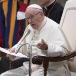 Papa declara inadmisible la pena de muerte en el Catecismo y pide abolirla
