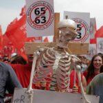 Rusia: Navalni convoca protesta nacional contra reforma de pensiones