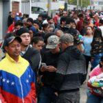 En el Perú hay más de 500 mil venezolanos, según cifras de ONU y OIM