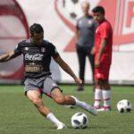 Selección peruana inicia hoy trabajos para choques contra Holanda y Alemania