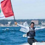 Velerista Stefano Peschiera: primer peruano en clasificar para Tokio 2020 (video)