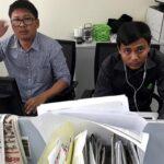 Un tribunal decide si libera o condena a dos periodistas en Birmania