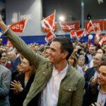 Los socialistas españoles ganarían las elecciones tras llegar al gobierno