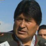 Evo Morales: Los partidos de izquierda estamos amenazados por el imperio