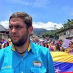 Venezuela: Familia confirma que habló este domingo con arrestado diputado Requesens