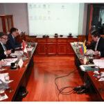 Representantes de Ecuador y Perú preparan próxima cumbre binacional