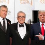 Robert de Niro: De azote de Trump a escudero de nuevo de Martín Scorsese