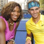 Abierto EEUU: Serena Williams será 17ﱞª cabeza de serie y Nadal el N° 1