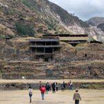 Robots revelan posibles sacrificios humanos hace 3,000 años en Perú