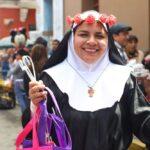 Santa Rosa de Lima: Cientos de fieles visitan santuario en la avenida Tacna (FOTOS)