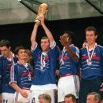 Una vida llena de sorpresas la de los jugadores franceses tras Mundial de 1998
