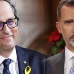 Presidente de gobierno catalán no invitó al Rey pero irá a conmemoración de atentados