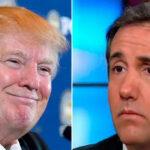 """EEUU: Trump acusa a su abogado Cohen de """"inventar historias para rebajar su condena"""""""