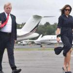 """Ex asesora de la Casa Blanca: Melania Trump """"ansía"""" divorciarse del presidente de EEUU"""