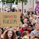 Miles de personas se manifiestan en Berlín contra la ultraderecha