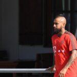Vidal deja concentración del Bayern ante rumores de fichaje por el Barza