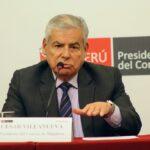 Congreso: Cinco bancadas respaldarán pedido de Villanueva