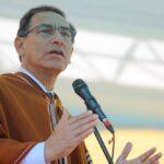 GfK: Aprobación de Martín Vizcarra sube a 52% en setiembre