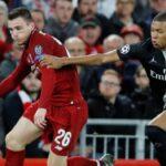 Champions League: PSG cae 3-2 ante Liverpool en buen partido del once inglés