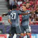 Champions League: Bayern Múnich con autoridad supera 2-0 a Benfica