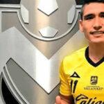 Irven Avila elegido como el mejor jugador de agosto del Monarcas Morelia