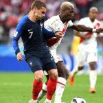 Antoine Griesmann confiesa que partido ante Perú fue el más difícil