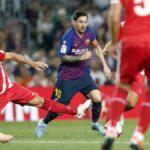 Liga Santander: Barcelona apenas empata 2-2 con Girona por la fecha 5